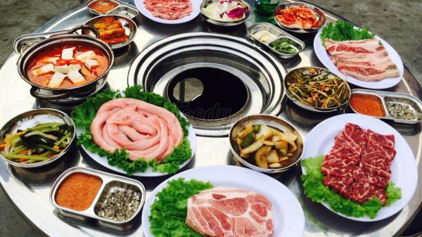 Cả thiên đường ẩm thực Hàn Quốc bỗng thu nhỏ bằng một quán ăn nhỏ tại Đà Nẵng