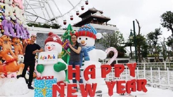 """Bật mí cho giới trẻ Đà Nẵng những điểm hẹn hò """"tuyệt cú mèo"""" trong ngày Giáng sinh"""