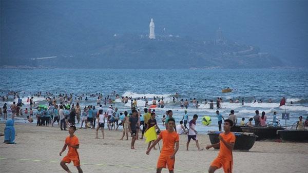 Du khách Hàn Quốc tử vong khi tắm biển ở Đà Nẵng