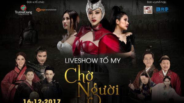 'Ngọc nữ Bolero' Tố My tiết lộ về liveshow lần đầu tổ chức trên quê nhà Đà Nẵng
