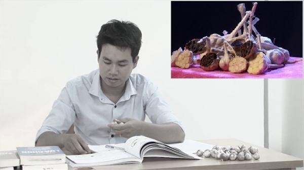 Đột phá trong nông nghiệp, 9X Đà Nẵng trở thành tỷ phú nhờ mô hình chế biến tỏi đen