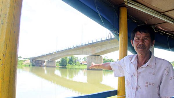 """Đà Nẵng: Chuyện về ông Sáu Léo 40 năm """"giành giật"""" gần 200 mạng người với tử thần trên sông Cẩm Lệ"""
