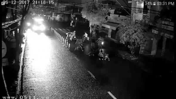 Đã xác minh được các đối tượng gây ra vụ chém 2 thanh niên giữa đường ở Đà Nẵng