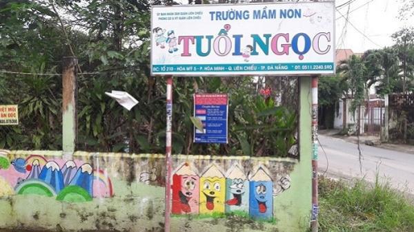 Đà Nẵng: Cựu hiệu trưởng ăn chặn hàng trăm triệu tiền ăn của trẻ bị bắt