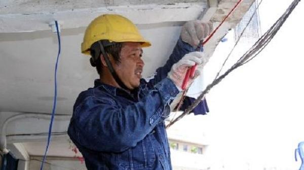 Đà Nẵng không thi công trên lưới điện trong đợt nắng nóng gay gắt