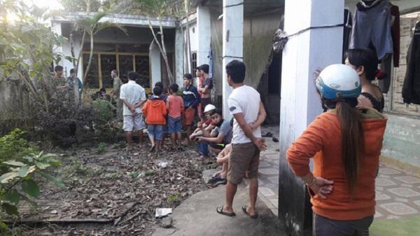 Phát hiện thi thể nam đã phân hủy trong căn nhà cấp bốn giáp ranh giữa tỉnh Quảng Nam và TP Đà Nẵng