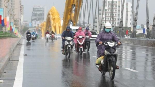 Từ hôm nay (9/1), Đà Nẵng chuyển lạnh và mưa