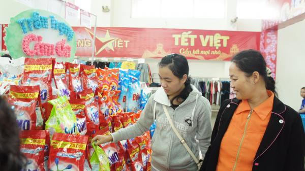 Đà Nẵng: Hàng hóa phục vụ Tết đã sẵn sàng
