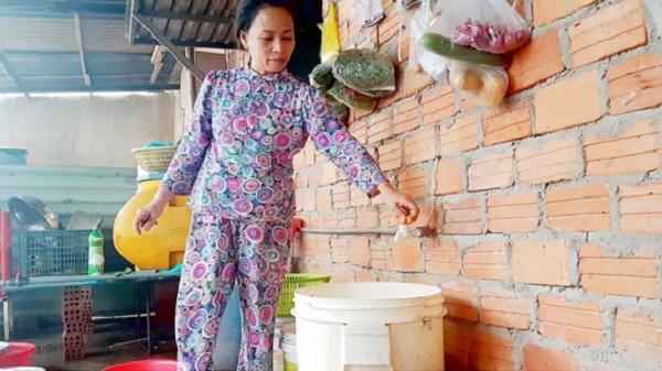 Đà Nẵng: Khách sạn hút nước sạch của dân
