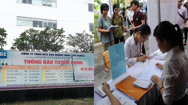 """Đà Nẵng: Cuối năm, doanh nghiệp """"đỏ mắt"""" tìm lao động"""