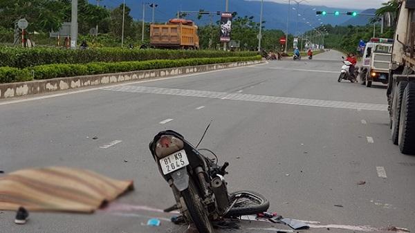 Đà Nẵng: Liên tiếp xảy ra 2 vụ tai nạn giao thông kinh hoàng làm 2 người tử vong