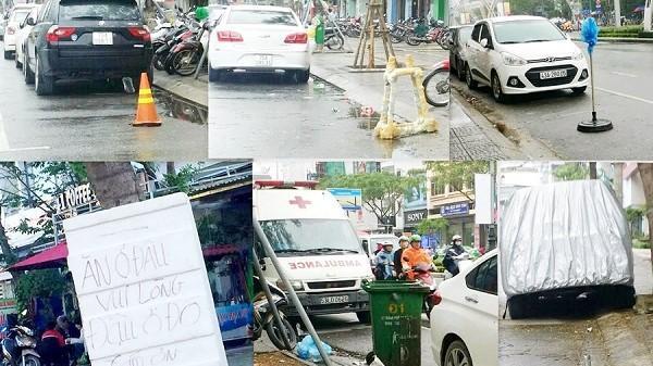 Dừng, đỗ ô tô trên các tuyến đường ở Đà Nẵng: Dung hòa lợi ích giữa chủ nhà và chủ xe