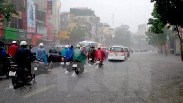 Dự báo thời tiết Đà Nẵng 10 ngày tới: Mưa rào và dông rải rác trong ngày 18-19/1