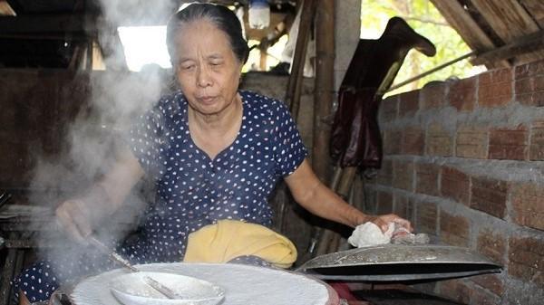 Đà Nẵng: Làng bánh tráng Túy Loan 'chạy đua' với tết
