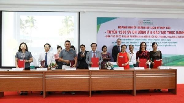 Đà Nẵng: 1.230 vị trí tuyển dụng 'mở toang' cánh cửa việc làm cho sinh viên du lịch