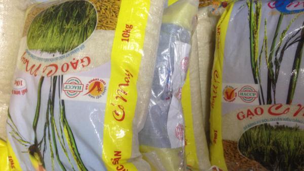 QLTT Đà Nẵng tạm giữ hơn 4 tạ gạo nghi giả mạo thương hiệu