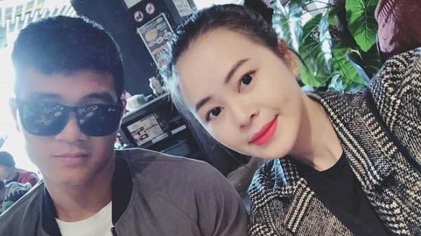 Lộ diện bạn gái siêu xinh của Đức Chinh (SHB Đà Nẵng) khiến fan nữ tiếc nuối