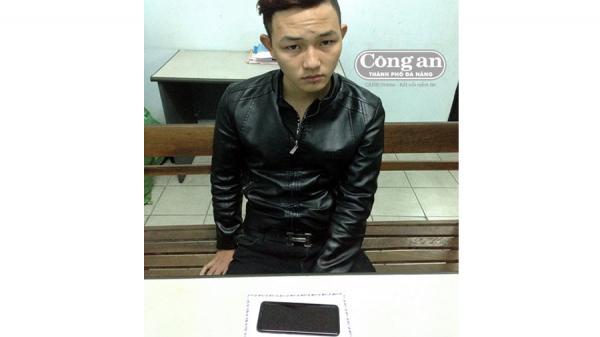 Đà Nẵng: Nam thanh niên mượn tiền trả nợ không thành nên trộm đồ của chủ