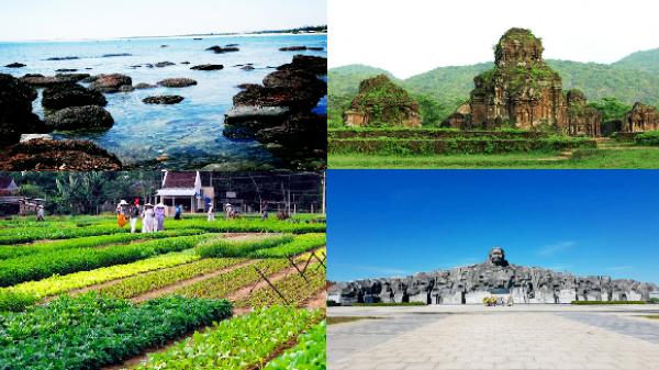 18 điểm check in đẹp và chất ở Quảng Nam.