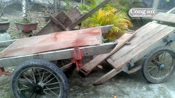 Đà Nẵng: Kỳ cục án - Vờ thuê xe bò rồi bán lấy tiền tiêu xài!