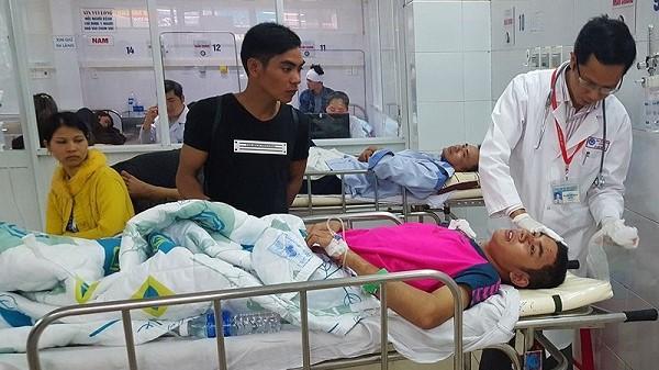 Vụ lật xe tại Đà Nẵng: Lời kể của người gặp nạn