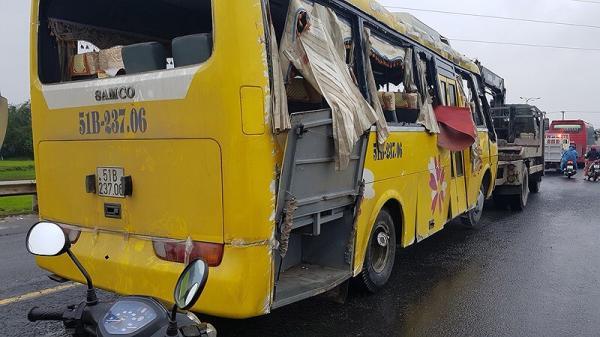 Vụ lật xe tại Đà Nẵng: Tài xế đi nhầm đường?