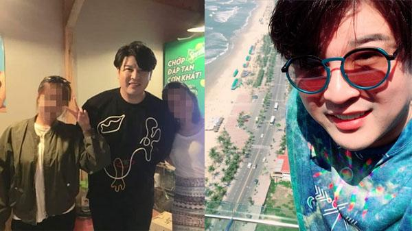 Thành viên nhóm nhạc Super Junior bí mật đến Đà Nẵng vào ngày 30 Tết