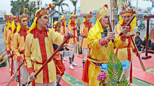 Lễ hội Cầu ngư, nét văn hóa tâm linh đặc sắc bậc nhất của ngư dân Đà Nẵng