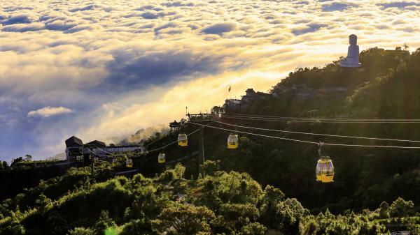HOT: Sun World Ba Na Hills tri ân người Đà Nẵng - Quảng Nam bằng chương trình đặc biệt