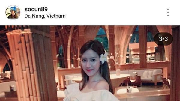 'Nàng Cháo' Kim So Eun đăng ảnh check-in ở Đà Nẵng