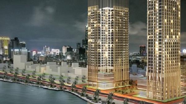1.800 tỷ đồng xây dựng tòa tháp đôi đầu tiên tại Đà Nẵng