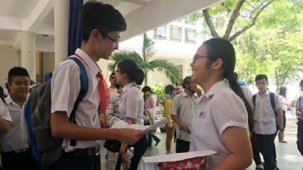 Đà Nẵng công bố điểm chuẩn vào lớp 10 năm học 2017 - 2018