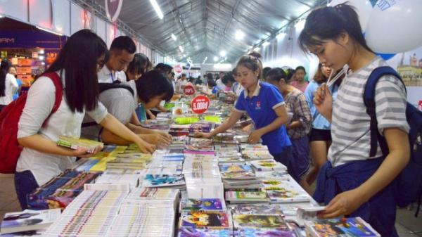 20 tấn sách đến với Đà Nẵng trong ngày hội sách lớn nhất từ trước đến nay