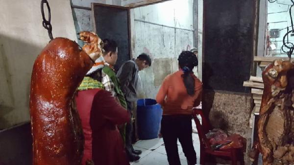 Đà Nẵng: Lo ngại nhiều lò quay heo không đảm bảo vệ sinh