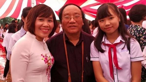 Nữ sinh Đà Nẵng viết thư cho tổng thư ký Liên Hợp Quốc: 'Em muốn trở thành MC'