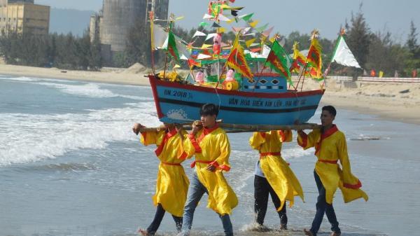 Tưng bừng lễ hội cầu an, cầu ngư tại thành phố Đà Nẵng