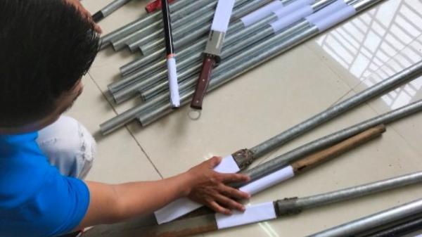 Quảng Nam: Hai nhóm thanh niên hơn 50 người dùng hung khí giải quyết mâu thuẫn