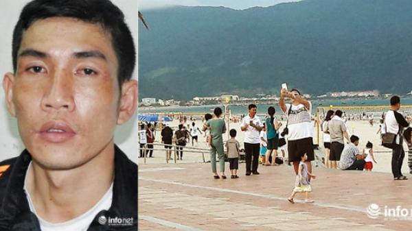 Đà Nẵng: Bắt đối tượng chuyên trộm cắp tài sản của du khách để trên bãi biển
