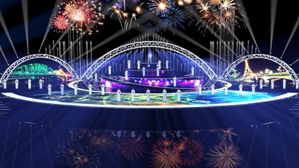 Đà Nẵng: Năm châu hội tụ trên Sân khấu Lễ hội pháo hoa quốc tế DIFF 2018