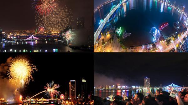 Top những điểm ngắm pháo hoa CỰC ĐẸP dịp 30/4 ở Đà Nẵng