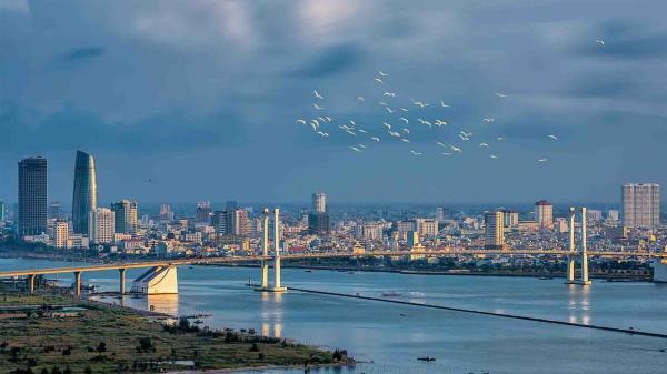 3 địa điểm tuyệt vời để ngắm toàn cảnh Đà Nẵng từ trên cao