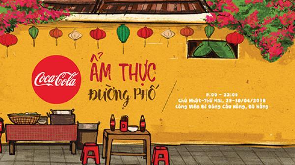 Lễ hội Ẩm thực đường phố của Coca-Cola tại Đà Nẵng