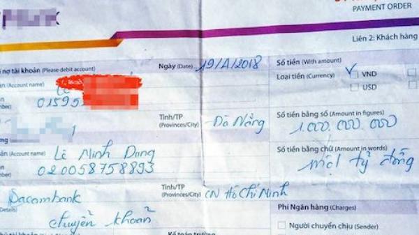Đà Nẵng: Giả danh công an, lừa đảo chiếm đoạt 1 tỷ đồng