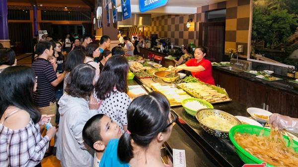Đà Nẵng sắp ra mắt Không gian ẩm thực quy mô phục vụ Lễ hội pháo hoa 2018