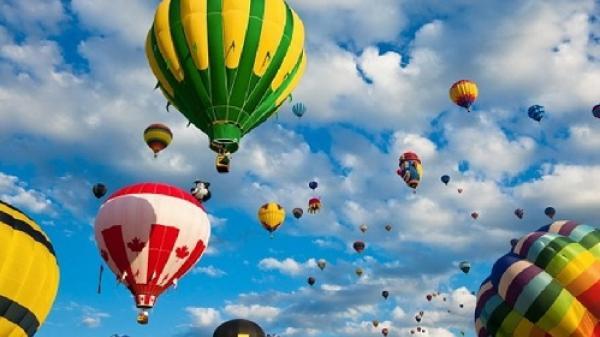 Đà Nẵng sẽ có Lễ hội Khinh khí cầu Quốc tế