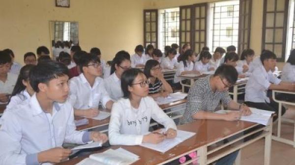 Kỳ thi THPT quốc gia 2018: Đà Nẵng tổ chức thi thử cho hơn 11.000 học sinh lớp 12