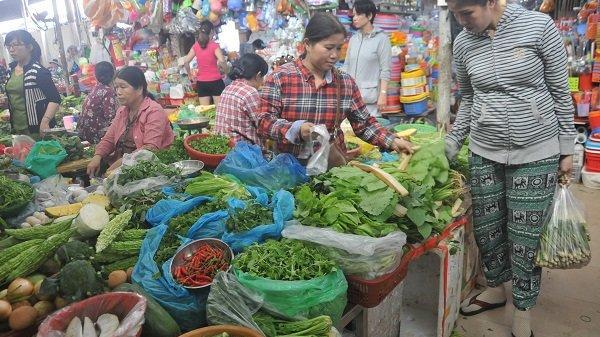 Đà Nẵng tìm cách quản lý vệ sinh an toàn thực phẩm tại các chợ