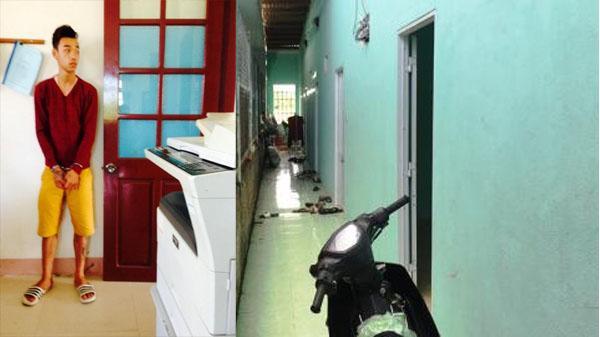Quảng Nam: Giết bạn gái vì đang mang thai đi chơi với người khác