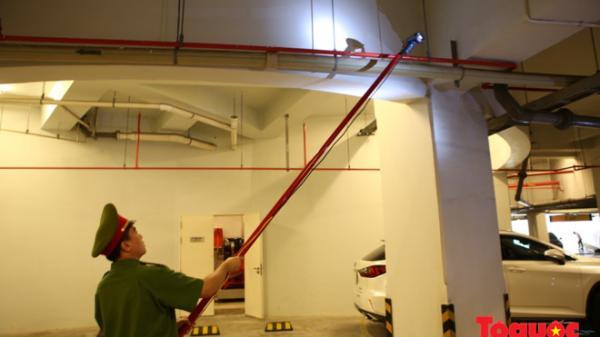 Đà Nẵng có 10 chung cư không đảm bảo an toàn PCCC