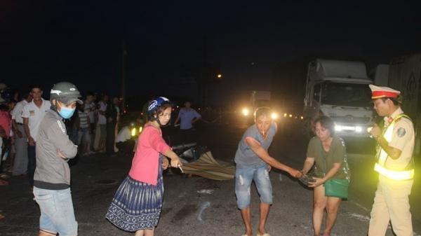 Xe tải tông người đàn ông tử vong biến dạng, tài xế ở Đà Nẵng … biệt tích